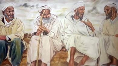 """صورة الفنان التشكيلي """"توفيق أقريع"""" أنامل ذهبية في رسم الجمال .. عبد المجيد رشيدي"""