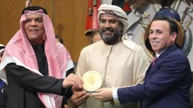 صورة جي بي إس الجزائرية تفوز بجائزة أفضل عرض بمهرجان المسرح العربي  عمان :  مهرجان المسرح العربي 2020