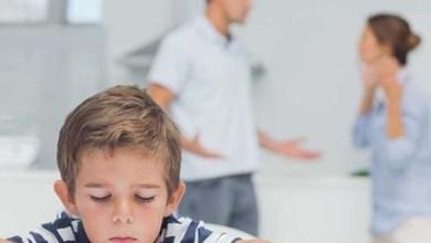 صورة هل الخلافات الزوجية أمام طفلك مفيدة ؟؟