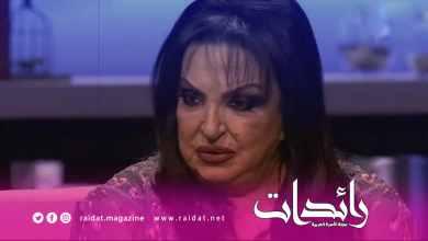 """صورة سميرة توفيق تبكي وتقول لمحبيها: """"عودوا إلى الله!"""" لعل الله يرفع عنا هذا الوباء"""