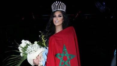 """صورة ملكة جمال العرب دلال الغزالي تكشف سبب غيابها عن سلسلة """"سلمات أبو البنات"""""""