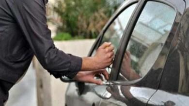 صورة عناصر المصلحة الولائية للشرطة القضائية بطنجة تتمكن من توقف شخصين يرتبطان بشبكة سرقة السيارات وتزويرها قبل ترويجها