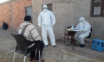 مندوبية وزارة الصحة باقليم بولمان تكثف مجهوداتها وتستنفر أطرها الصحية لمواجهة فيروس كورونا المستجد.1