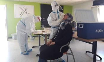 مندوبية وزارة الصحة باقليم بولمان تكثف مجهوداتها وتستنفر أطرها الصحية لمواجهة فيروس كورونا المستجد.12