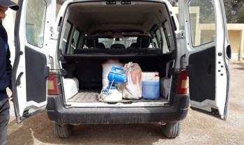 مندوبية وزارة الصحة باقليم بولمان تكثف مجهوداتها وتستنفر أطرها الصحية لمواجهة فيروس كورونا المستجد.4