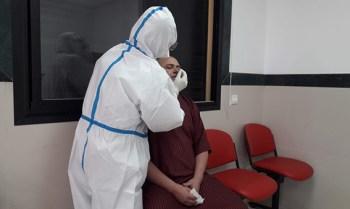 مندوبية وزارة الصحة باقليم بولمان تكثف مجهوداتها وتستنفر أطرها الصحية لمواجهة فيروس كورونا المستجد.6