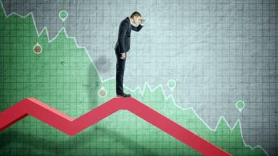 صورة الإنهيار الاقتصادي
