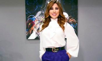 إطلالة جديدة لشمس الأغنية العربية نجوى كرم في دبي2