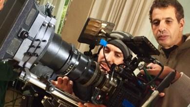 صورة المخرجحميد زيان يستعد لتصوير العميد منصور بالناظور