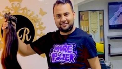"""صورة خبير الشعر والتجميل المغربي """"simo rosana"""" يقدم نصائح ذهبية لشعر صحي"""