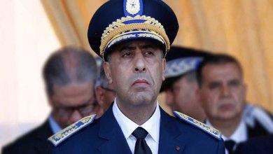 صورة عبد اللطيف الحموشي يعفي مسؤولين أمنيين بالمهدية