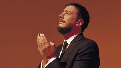 """صورة سعد لمجرد يتعاون مع رشيد محمد علي في عمل فني جديد بعنوان """"نادي يا الله """""""