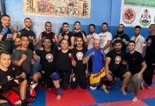 صورة جمعية المغربية للبيدوكاي دو بطنجة نظمت التدريب الاول للمدربين في صنف رياضة الباكيدو وفنون الحرب المختلطة