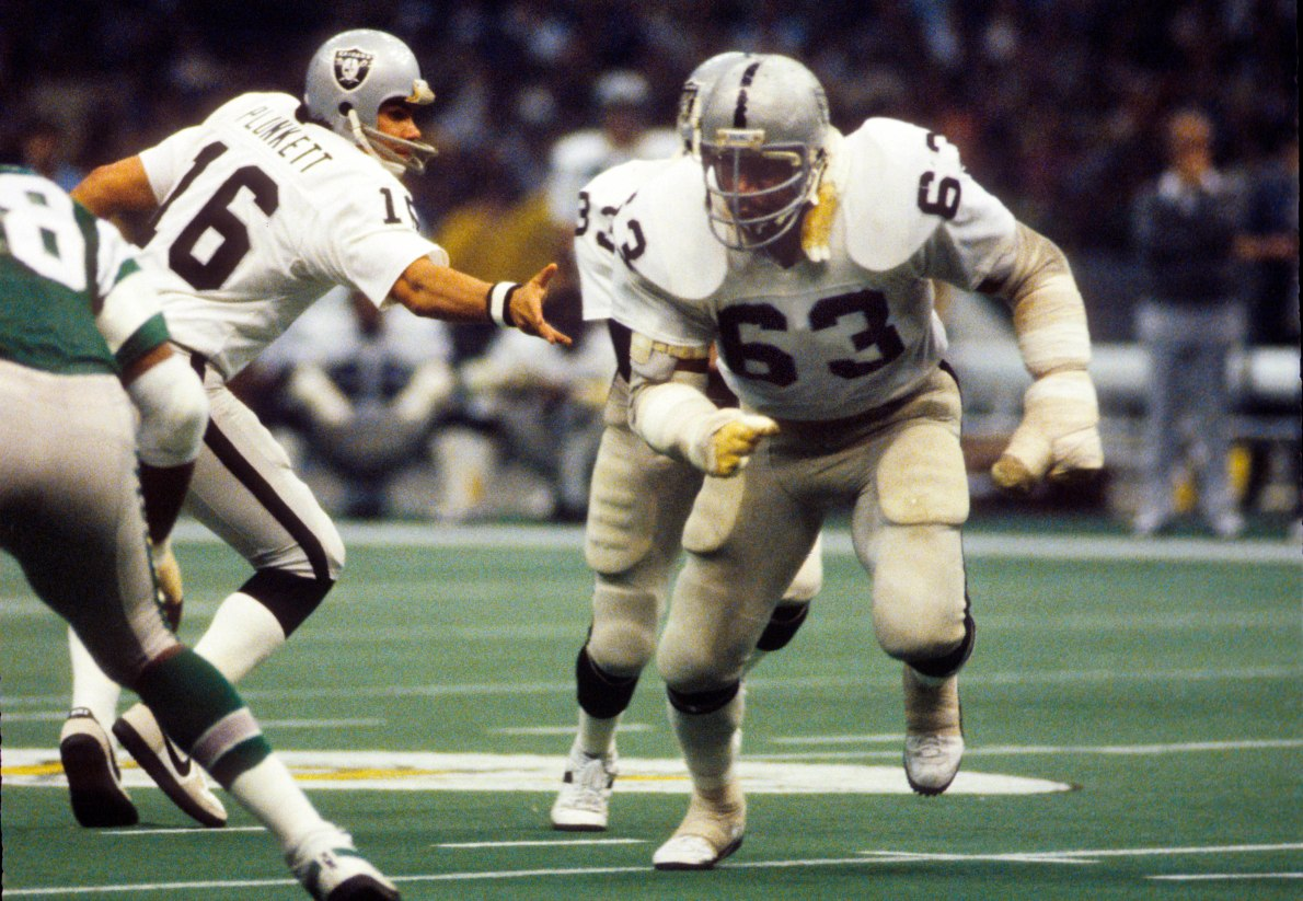 Raiders G Gene Upshaw named 55th-best player of all-time by USA Today