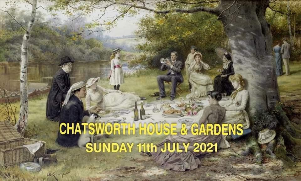 Chatsworth House Steampunk