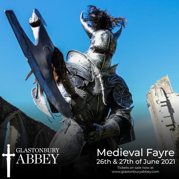 Glastonbury Abbey Medieval Fayre