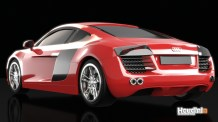 Audi R8 WIP Responsible for: Shading/Lighting/Compositing. Model courtesy of Justin Marshall. Rendered in Mantra.