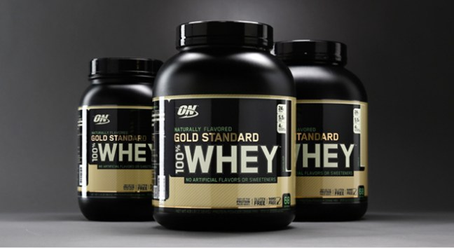 Gold Standard Whey Natural Flavor