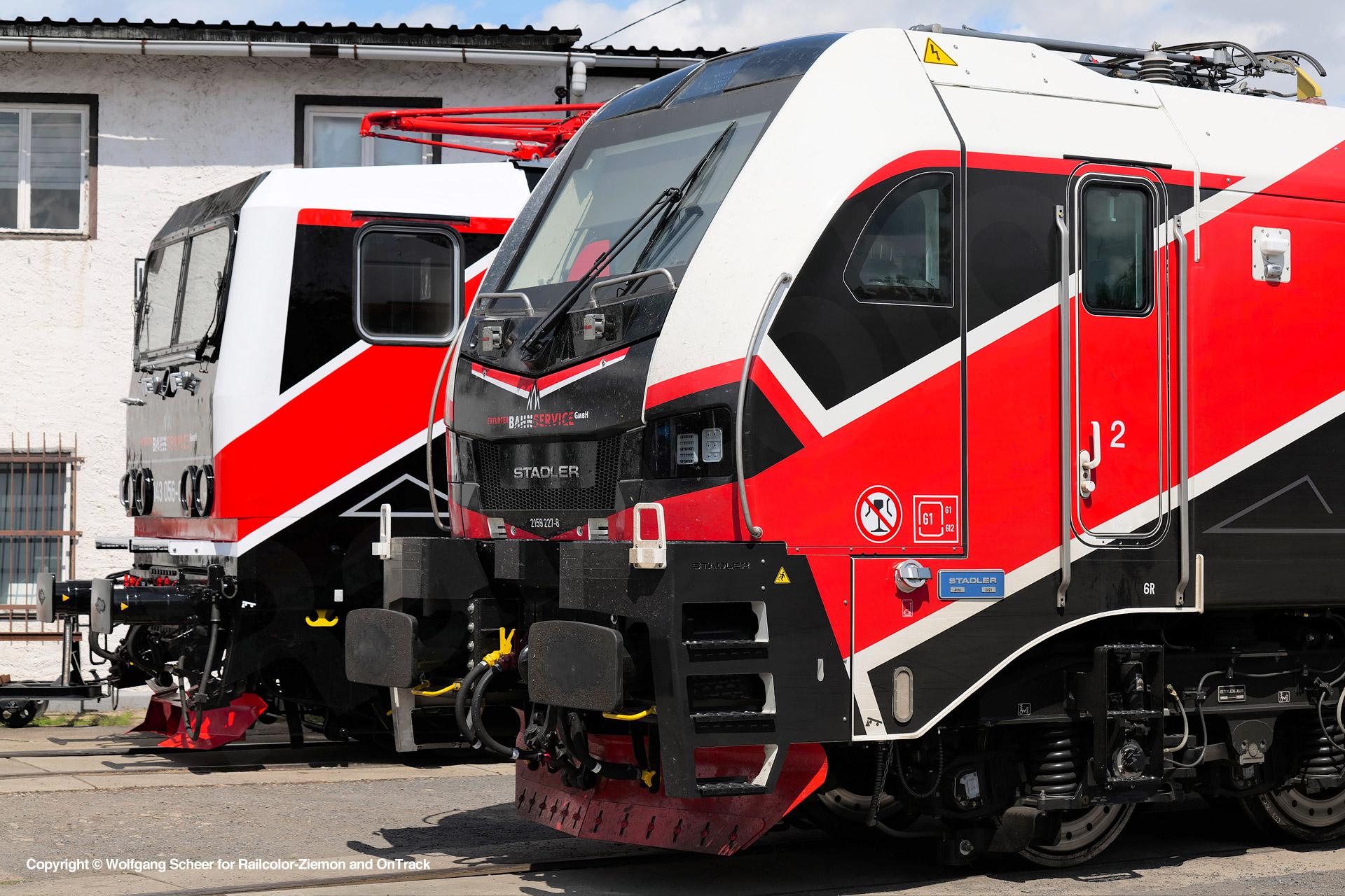Erfurter Bahnservice EBS