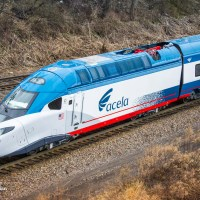 [US] In the picture: A second Alstom Avelia for Amtrak appears (and it is different)