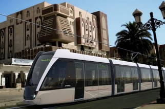 [AL] Cital delivers the first Citadis tram to Ouargla in Algeria
