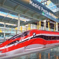 [ES] Flecharoja: Trenitalia orders more Zefiro V300s for Spain