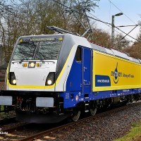 [DE] The real thing: Meet the Metronom TRAXX P160 AC3
