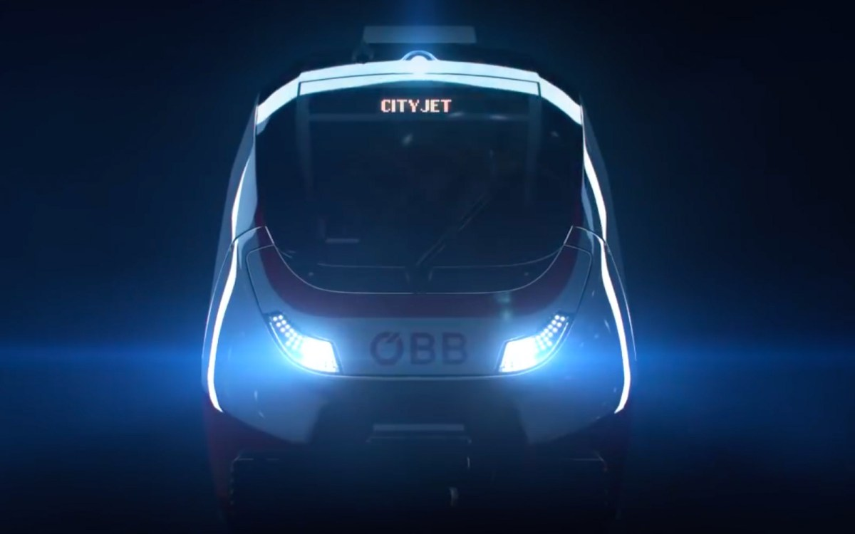 [AT] Video: ÖBB showcases its new Talent3 'CityJet'