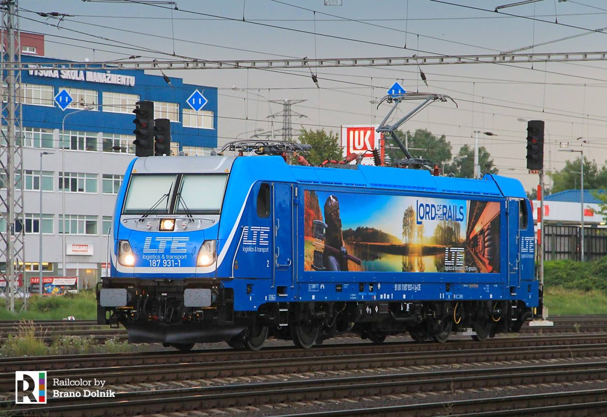 [AT] LTE 187 931 = Lord of the Rails no.2 – Railcolor