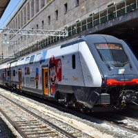 [IT] Trenitalia Rock is now the Lego 'Super Mario Train'