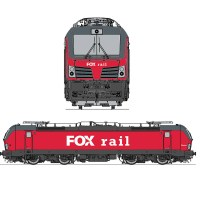 [HU / Expert] Foxtron: Siemens will deliver a Vectron to FOXrail