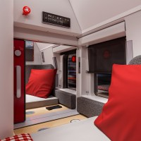 [AT / Expert] Inside the new ÖBB Nightjet: Mini capsules, family compartments, and deluxe lounges