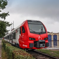 [CA] In the picture: This is the Stadler FLIRT for O-Train of Canada