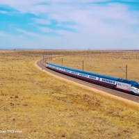 [US] Video: Amtrak's new Avelia HST reaches 165 mph