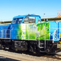 [DE] VPS takes delivery of Alstom H3 shunting locomotive
