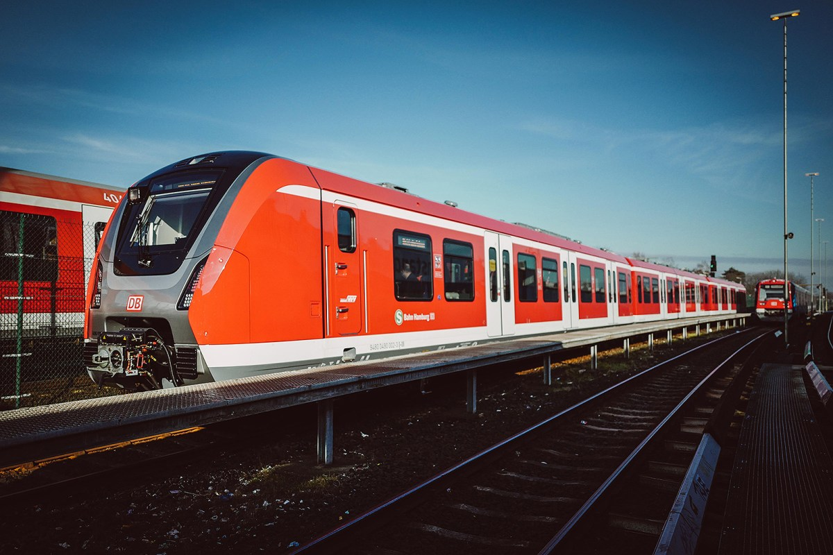 [DE] Ten more ET490s for S-Bahn Hamburg