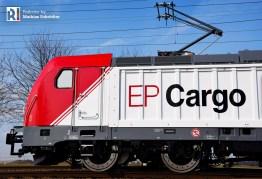 EP Cargo 187 085 on 27.03.2018 - Photo: Mathias Schrödte
