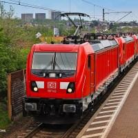 [DE / Expert] DB Cargo Deutschland - recent TRAXX AC3s developments