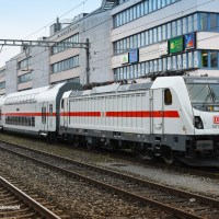 [DE] Deutsche Bahn's IC2 testing in Switzerland