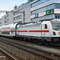 [DE] Deutsche Bahn's IC2 testing in Switzerland