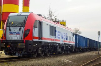Potrait of E6ACTd-106, today presented on premises of the Budokrusz company. Picture by Jan Kośka.