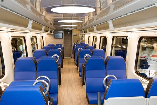 Lower deck 2nd class interior - Roel Hemkes