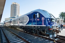Photo: Amtrak Pacific Surfliner