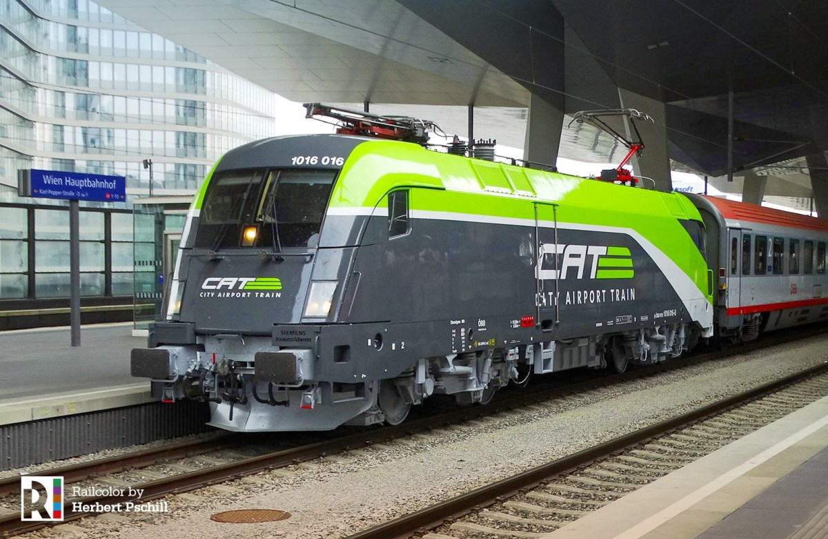 [EU / Expert] Railcolor Modern Locomotive News (18/25)