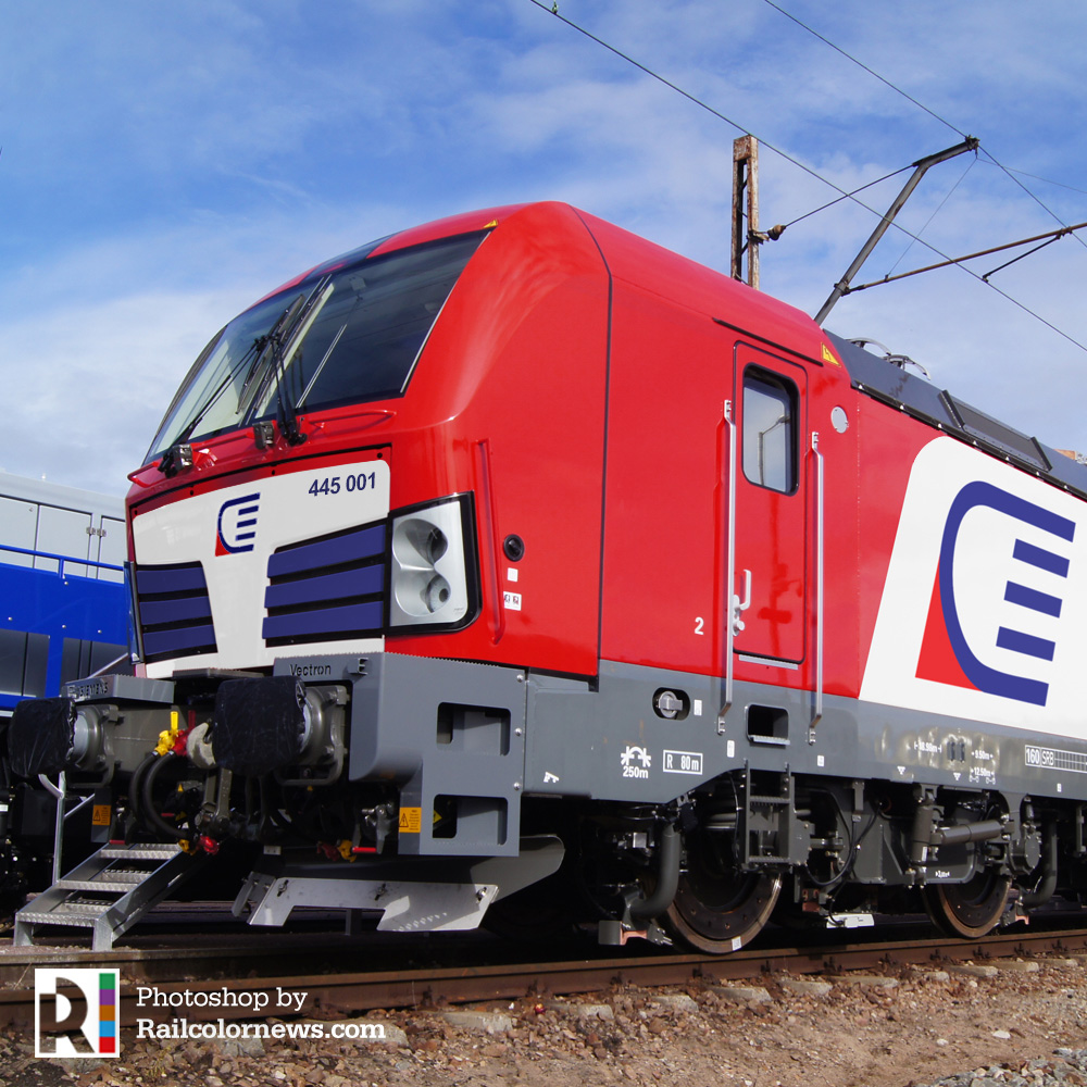 [RS] Srbija Kargo is about to order 8 Vectron MS locomotives