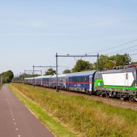 [NL] NS starts training - ELL Vectron and the new night trains to Amsterdam [updatedx3]