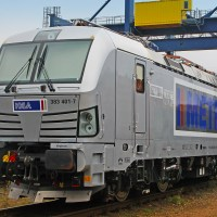[CZ] Siemens delivers hands over the first Vectron to Metrans
