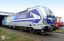 Railpool > RTB Cargo 193 824 at Düren - 25 years Rurtalbahn - Photo: Kai Mund