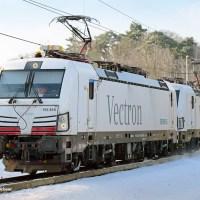 [EU / Expert] Siemens Vectron stock locomotive update