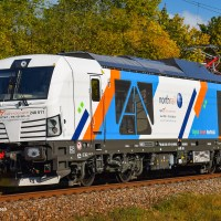 [DE / Expert] First Northrail Vectron Dual Mode in service